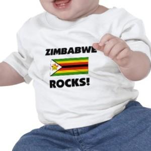 Zimbabwe clothing t-shirt