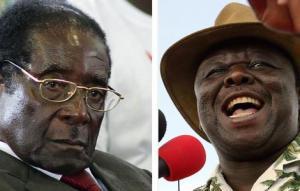 President Mugabe & PM Tsvangirai