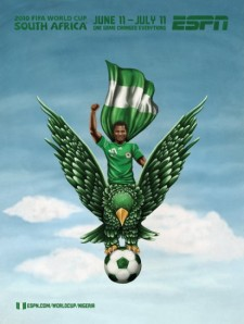2010 FIFA world cup - nigeria
