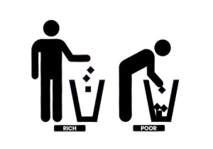 rich vs poor