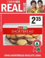 spar zimbabwe short bread real value