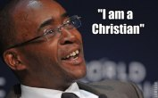 Strive masiyiwa is a Christian